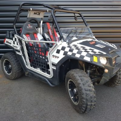 Polaris RZR 800 Turbo 2011 (4)